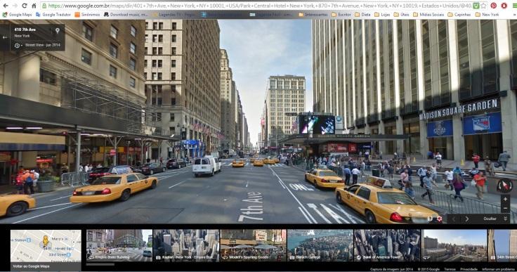 Imagem: Reprodução Google Street View